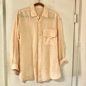 CP Shades • Peach Color• Button Shirt Worn Once